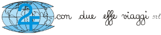 Con Due Effe Viaggi srl Logo